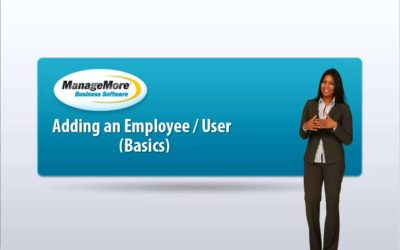 Adding a New Employee/User – Video Tutorial