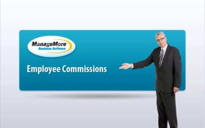 Employee Sales Commissions – Video Tutorial
