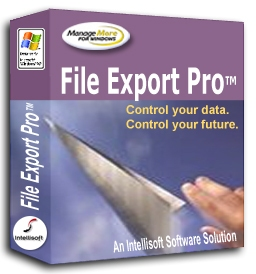 Database Export Software