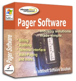 Pager Billing Software