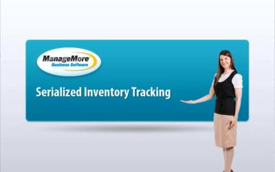 How to Use Serialized Inventory Tracking – Video Tutorial